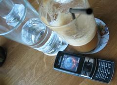 My new cellphone: Samsung C3050