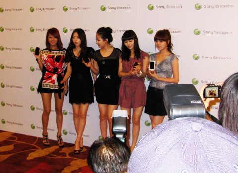 Wonder Girls Media Conference