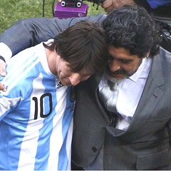 Argentina vs. Corea del Sur Mundial 2010