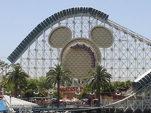 disneyland california screamin. Disney California Adventure