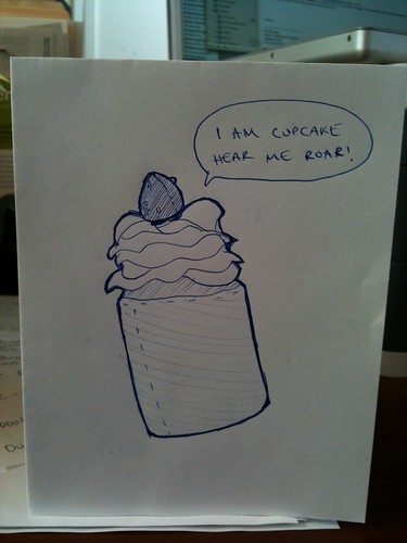 I Am Cupcake