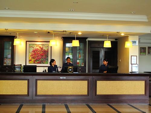 IMG_0298 Reception , Grand Kampar Hotel