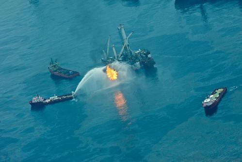 Oil spill essays