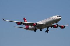 G-VSEA - 003 - Virgin Atlantic Airways - Airbus A340-311 - 100617 - Heathrow - Steven Gray - IMG_3975
