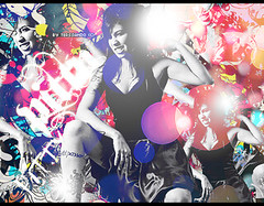 Pitty (' Ter) Tags: rock photoshop design blend pitty fracasso