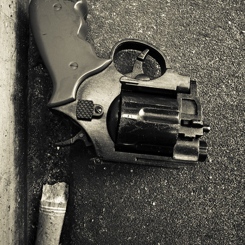 Gun Butt