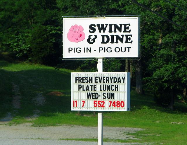Swine & Dine Restaurant