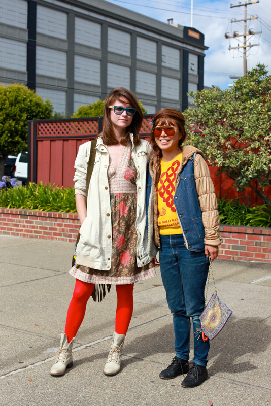 plusyuka - san francisco street fashion style