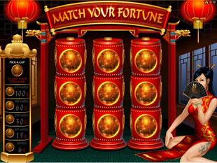 free Dragon Lady gamble bonus game