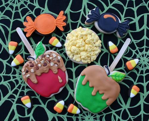 Vintage Halloween Treats