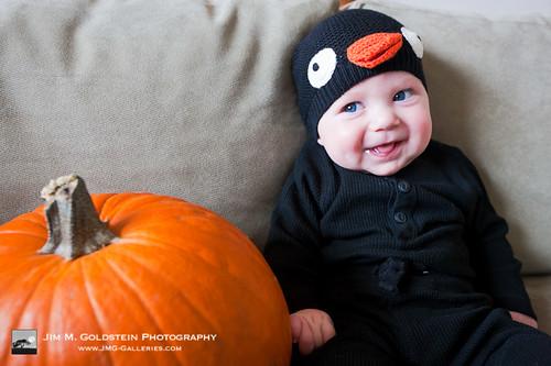 Happy Halloween 2010: Blake (5  months)
