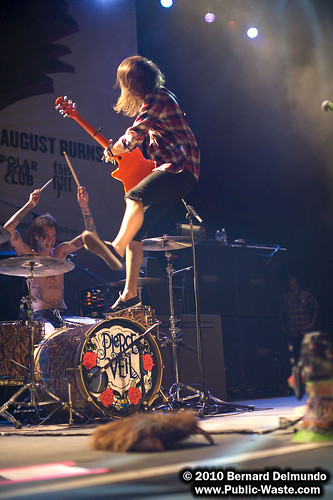 AP Tour - 109 - Pierce the Veil