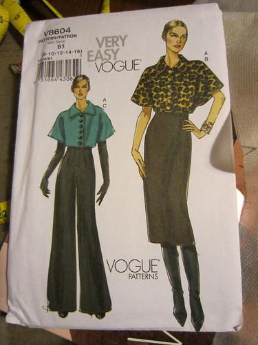 Vogue 8604