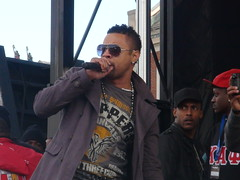 Howard University Yardfest Washington D.C. Shaggy