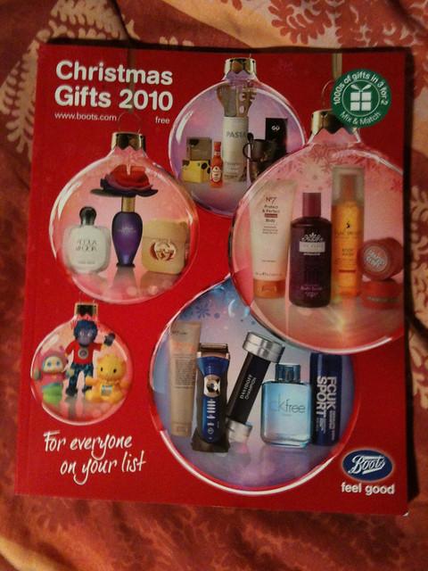 Christmas Gift Guide Catalogue.Tourmaline Boots Christmas Gift Guide