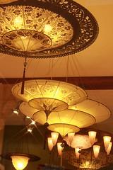 Stofflampen