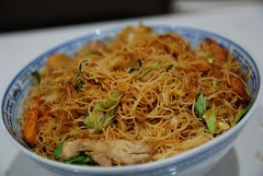 Simple Fried Rice Vermicelli