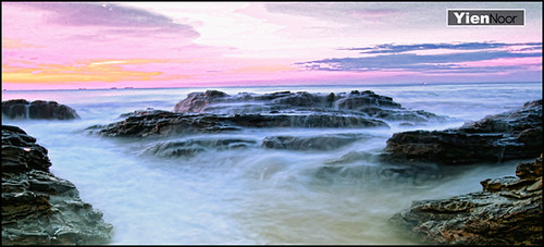 HDR = Pantai Kidurong Bintulu