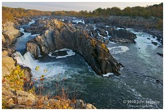 Autumn sunrise at Great Falls (John Baggaley) Tags: usa nature sunrise river landscape outdoors virginia landscapes waterfall nikon day outdoor mclean greatfallspark d90 afsdxnikkor1685mmf3556gedvr photocontesttnc11
