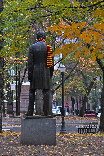 Lincoln's Scarf