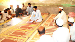 Hygiene session with flood effected people of UC Aman kot (irsppakistan) Tags: people flood session kot drab aman affected hygeine choki irsp clts