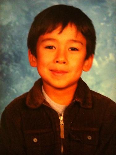 Nico's 2nd grade pic