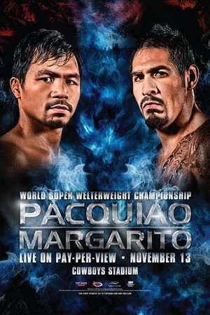 Watch pacquiao vs margarito Online & in Portland