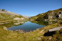 See am Pfitscherjoch (manuel.moser) Tags: zillertal tirol südtirol italien see spiegelung wolkenlos