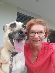 Tansy und ich_ (citydogs4streetdogs) Tags: tansy adopted