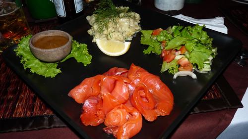 Koh Samui Dinner @ Eldorad Lamai  コサムイ エルドラッド2