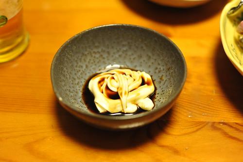 コスモソースは醤油とマヨで作る