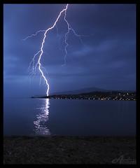 My DELL! (ZiZLoSs) Tags: blue canon dark eos switzerland sigma lightning 1020mm aziz برق montreux sigma1020mm abdulaziz عبدالعزيز سويسرا 450d zizloss المنيع 3aziz مونترو almanie