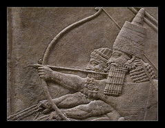 British Museum, London (Martin Beek) Tags: shadow london iraq lion picture culture relief britishmuseum assyria antiquities niniveh royallionhunt room10a