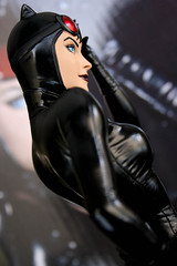 Cover Girls - Catwoman (Blacksmith ) Tags: ah adamhughes universe catwoman covergirls dcdirectstatue