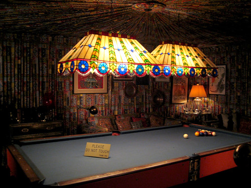 The Pool Room, Graceland