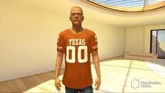 PlayStation Home NCAA FB screen2