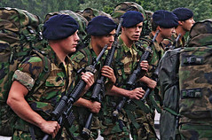 """Soldiers • <a style=""""font-size:0.8em;"""" href=""""http://www.flickr.com/photos/45090765@N05/4258729423/"""" target=""""_blank"""">View on Flickr</a>"""