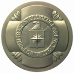 CIA medal Distinguished Intelligence Cross