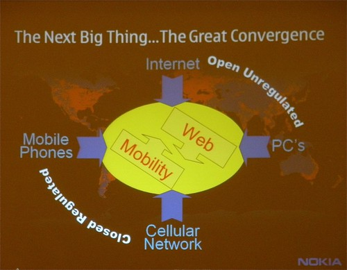 Similarly, companies that are in computer industry want to sell mobile ...