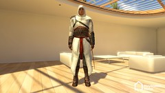 PlayStation Home Altair Male
