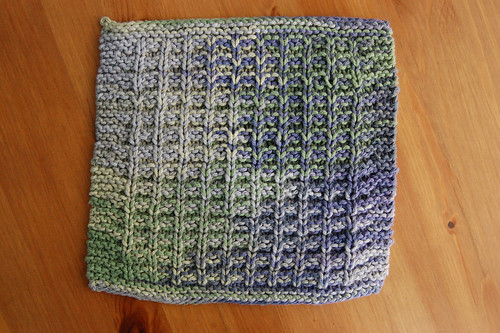Calming Dishcloth