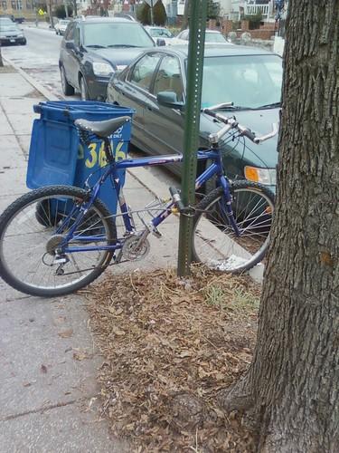 Bad Bike Parker