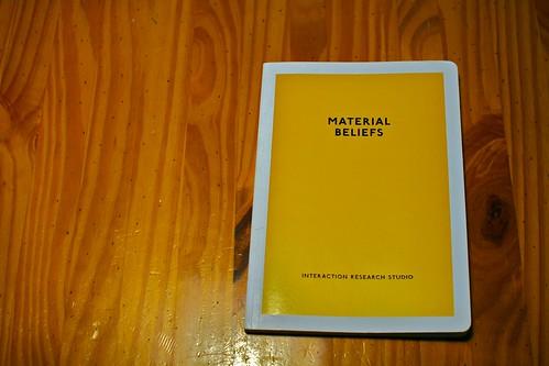 Material Beliefs