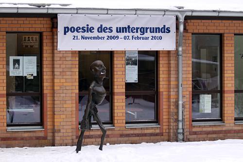Poesie des Untergrunds