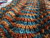 Santa Fe Chevron (Susan from Athens) Tags: knitting yarn sundara