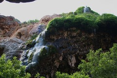 Sitting Bull Falls, New Mexico