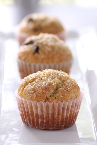 orange chocolate chip muffins to go | Center Stage Wellness | San ...