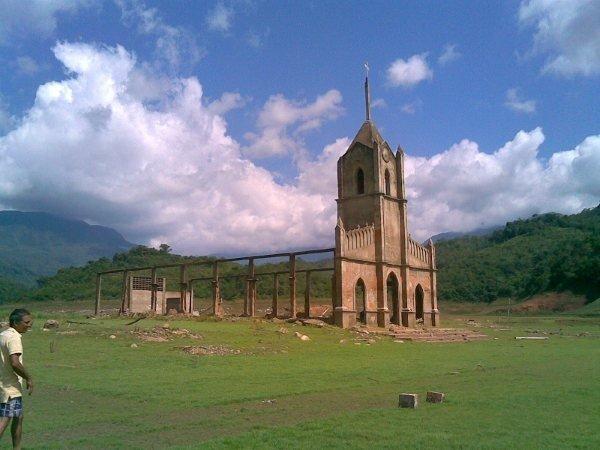 iglesia Potosí Venezuela