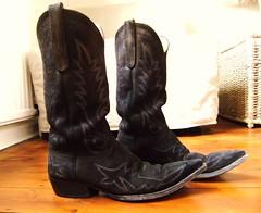 DSCF3008 (PadlockBear) Tags: leather cowboy toe boots designer mens pointed rsoles