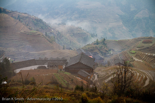 Ping'an Village & Rice Terraces